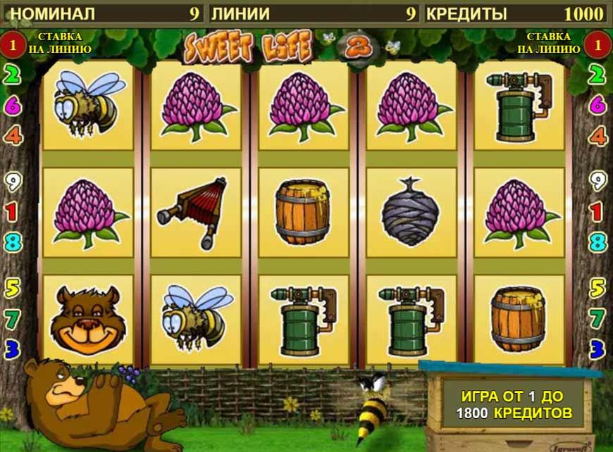 играть в игровой автомат медведь и пчелы бесплатно